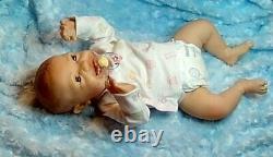 16 Katelyn reborn bundle EXTRAS! Child friendly KINBY NEW reborn by Peg Spencer