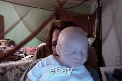 18 Reborn Silicone Realistic baby. ON SALE