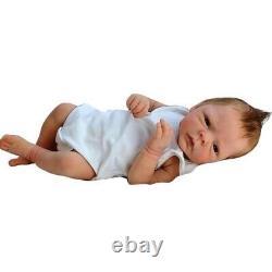 18inch Reborn Baby Dolls Handmade Newborn Doll Full Silicone Body Doll Kids Toy