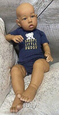 28 Boy Toddler Reborn Baby Doll