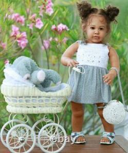 29 Lifelike Reborn Doll Kit Baby Toddler Handmade Realistic Newborn Kids Gift