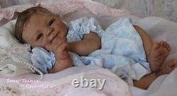 50% payment listing Custom Reborn Baby Elisa Marx sculpt with belly plate
