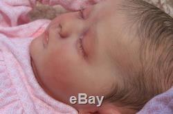 A Groovy Doll, Baby! Reborn Baby Girlnew Realborn Evelyn