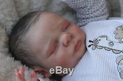 A Groovy Doll, Baby! Reborn Boy New Realborn Charles