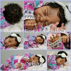 AA REBORN BABY GIRL Ava ETHNIC