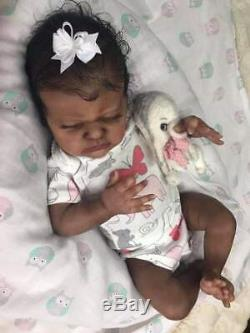 AA Reborn baby girl sold out Journey sculpted by Laura Lee Eagles