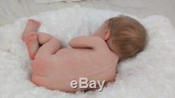 (Alexandra's Babies) CUSTOM MADE full body silicone girl Teyona kit E Westbrook