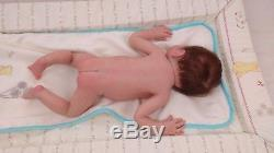 (Alexandra's Babies) FULL BODY SILICONE BABY BOY CHARLIE ELENA WESTBROOK