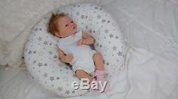 (Alexandra's Babies) FULL BODY SILICONE BABY GIRL ILENY ALEJANDRA de ZUNIGA