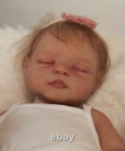 Amazing Silicone baby Matea by Jennifer Costello made by Privilege Reborn! COA