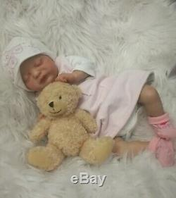 Americus REALBORN REBORN babyby Laura LEE Eagles sold out limited