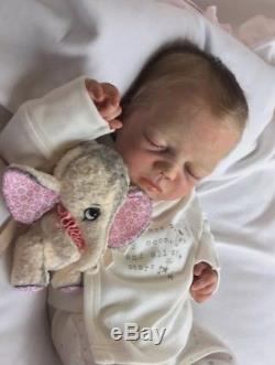 An Huang Silicone Reborn Doll Aubrey #11/12 Limited Edition