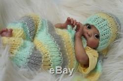 Baby Tink by Bonnie Brown reborn. Artist Tsybina Natalia Sweet Bun