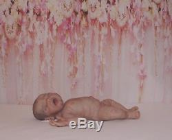 Bella 3 full bodied silicone sculpted by jo birch reborn doll reborn baby