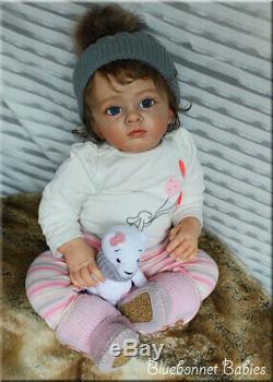 Bluebonnet Babies REBORN Toddler/Baby GirlTutti Natali (Natalie) Blick