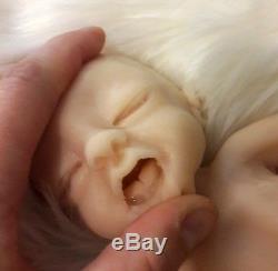 Born Too Soon Edition Full Body Silicone Baby Girl Doll Zoe