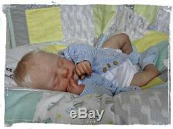 Brays Babies presents Sam Gudrun Legler Newborn baby reborn boy (or girl)
