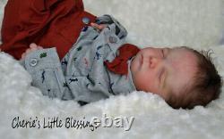 CHERIE'S LITTLE BLESSINGSReborn DollReborn BabyCAYLEOlga Auer