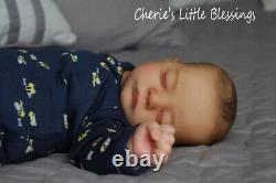 CHERIE'S LITTLE BLESSINGSReborn DollReborn BabyEthnicKAIGudrun Legler