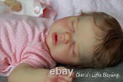 CHERIE'S LITTLE BLESSINGSReborn DollReborn BabyGirlALEXISCassie Brace