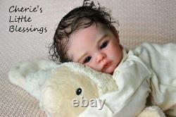 CHERIE'S LITTLE BLESSINGSReborn DollReborn BabyMEADOWAndrea ArcelloADORABLE