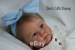 CHERIE'S LITTLE BLESSINGSRebornDollBabyPRECIOUSHUXLEYAndrea Arcello