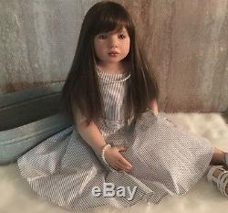CUSTOM ORDER Reborn Toddler Girl 40 Aleonka by Natalie Blick You Choose