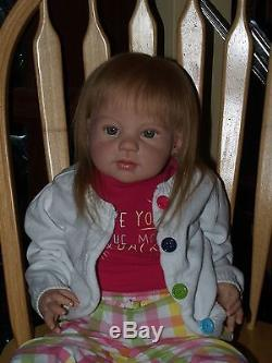 CUSTOM Reborn Baby Girl or Boy ARIANNA, TATIANA by Reva Schick Or Other Toddlers