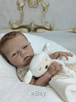 Cameo Full Body Solid Silicone baby girl by Romie Strydom