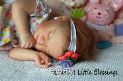 Cherie's Little BlessingsReborn DollBabyGirlNEW RELEASEAZALEA