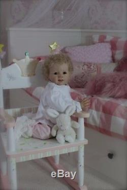 Cheza Baby Reborn baby girl PROTOTYPE FRIDOLIN KAROLA WEGERICH IIORA BARGAIN