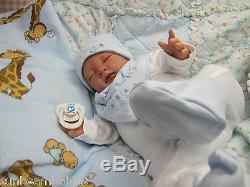 Child Friendly Sunbeambabies New Reborn Realistic Newborn Size Fake Baby Doll