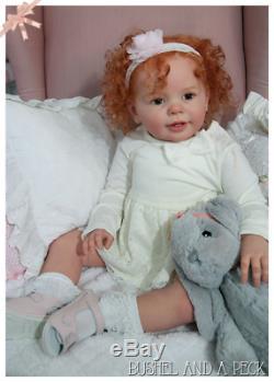 Custom Order for Reborn Baby Toddler Katie Marie Girl Doll