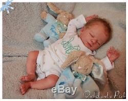 Custom Order for Reborn Clyde Newborn Doll