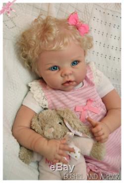 Custom Order for Reborn Krista Linda Murray Baby Girl or Boy Doll
