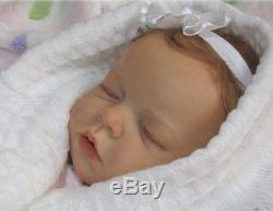Custom Order for Reborn Noah Newborn Girl Doll