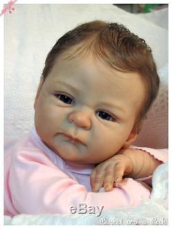 Custom Order for Reborn Seraphina Elisa Marx Baby Girl or Boy Doll