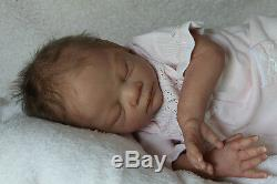 Custom Reborn Baby It's a Girl or It's a Boy by Tina Kewy open or close eyes