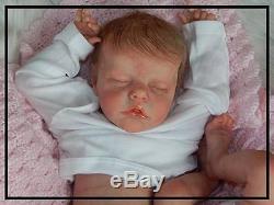 Custom Reborn Baby Twin A or B Bonnie BrownAlicia's Angels