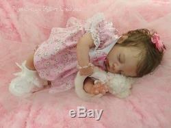 Custom Reborn Baby doll MEGAN 16 Full Legs Free US Ground Shipping