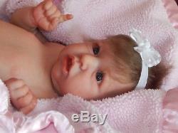 Custom Reborn Saskia boy or girl Bonnie BrownAlicia's Angels