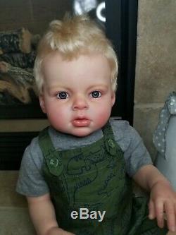 Custom Reborn Toddler Ariannaboy14 Weekmia Maria's Nursery