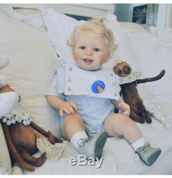 Custom Reborn Toddler Baby DollPARIS ALLEY CUSTOM ORDER