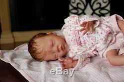 Daisy Reborn Newborn Preemie Baby Girl Sold Out Bonnie Brown sculpt