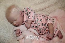 Darren Asleep Realborn Reborn Baby