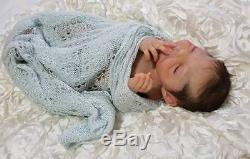 Dylan full bodied silicone last one reborn doll/baby silicone baby doll