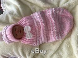 Ellis -full body silicone reborn girl