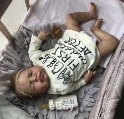 Ethnic BiracialZara By Alicia TonerMyras Little BugsReborn Babystunning