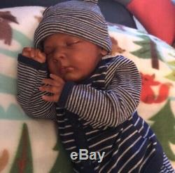 Ethnic Reborn Baby Boy