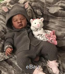 Evelyn by Cassie brace Ethnic Reborn